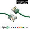Gigacord Cat6A UTP Super-Slim Ethernet Network Cable 32AWG Green (Choose Length)