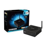 Zotac ZOTAC ZBOX Ci325 Nano Silent Mini PC Intel N3160 Quad-Core, Intel HD Graphics, HDMI, VGA, DisplayPort, 4GB DDR4/64GB SSD/Windows 10 Home in S Mode System, ZBOX-CI325NANO-U-W2D  zot