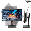 Cryo-PC Cryo-PC M5 24-Inch AIO All-In-One Computer, Windows 10 Pro, Black (Choose Processor, Memory, and Storage)