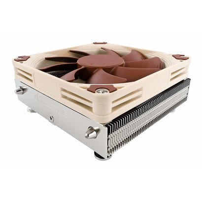 Noctua Noctua NH-L9i, Premium Low-profile CPU Cooler for Intel LGA115x (Brown)