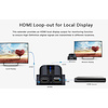 Lenkeng LKV372PRO 50M 1080P Lenkeng Network HDMI Extender Receiver and Transmitter Cat6 with HDMI Loop Out