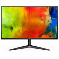 "AOC AOC 24B1H 24"" Full HD 1920x1080 Monitor, 3-Sided Frameless, VA Panel, HDMI/VGA, Flicker-free"