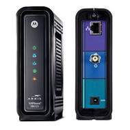 Motorola ARRIS SURFboard SB6121 DOCSIS 3.0 Cable Modem (Refurbished)