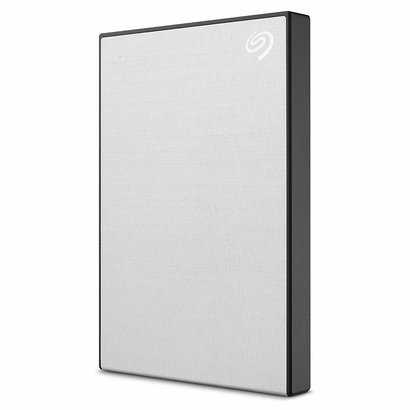 Seagate Seagate Backup Plus Slim 2TB External Hard Drive Portable HDD – Silver USB 3.0 for PC Laptop and Mac, STHN2000401