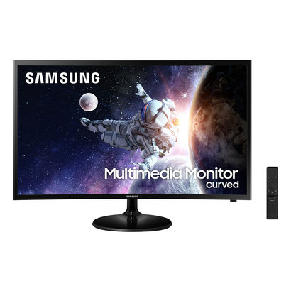 """Samsung Samsung 32"""" Curved 1920x1080 HDMI 60hz 4ms FHD LCD Monitor LC32F39MFUNXZA (Speakers Included)"""