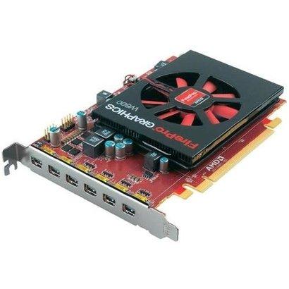 ATI ATI AMD FirePro W600 2GB GDDR5 6Mini DisplayPort PCI-Express Video Card 100-505746