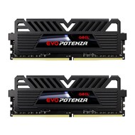 Geil GeIL EVO POTENZA 16GB (2 x 8GB) 288-Pin DDR4 SDRAM DDR4 3000 (PC4 24000) Desktop Memory Model GPB416GB3000C16ADC