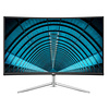 "AOC AOC C32V1Q 31.5"" Full HD 1920x1080 Monitor, Curved VA Panel, 4ms 75Hz, Frameless, HDMI/DisplayPort/VGA, Flickerfree, Low Blue Mode, VESA"