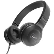 JBL JBL E35 On Ear Signature Stereo Headphones with Mic, Black