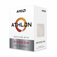 AMD AMD Athlon 200GE 2-Core 4-Thread AM4 Socket Desktop Processor with Radeon Vega 3 Graphics (YD200GC6FBBOX)