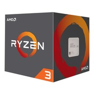 AMD AMD RYZEN 3 1200 4-Core 3.1 GHz (3.4 GHz Turbo) Socket AM4 65W YD1200BBAEBOX Desktop Processor