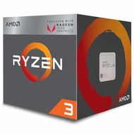 AMD AMD RYZEN 3 2200G Quad-Core 3.5 GHz (3.7 GHz Max Boost) Socket AM4 65W YD2200C5FBBOX Desktop Processor