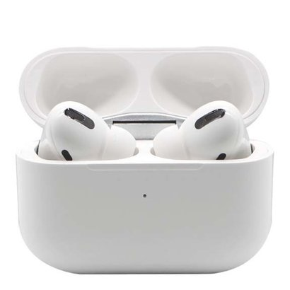 Airpods Pro Bluetooth Earphones w/Charging Case BES Chip, White