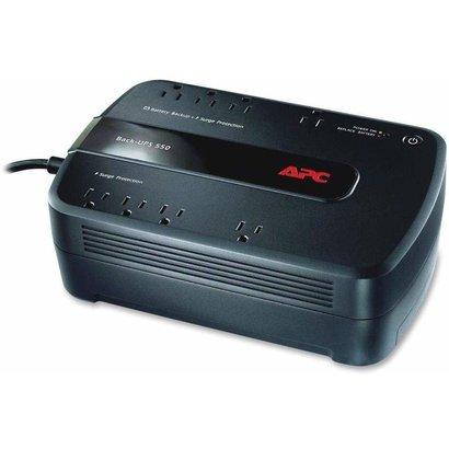 APC APC BE550G Back-UPS 550VA 8-outlet Uninterruptible Power Supply (UPS)