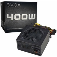 EVGA eVGA 400 N1, 400W, 2 Year Warranty, Power Supply 100-N1-0400-L1