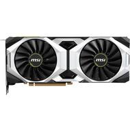 MSI MSI GeForce RTX 2080 Ti DirectX 12 RTX 2080 Ti VENTUS GP 11GB 352-Bit GDDR6 PCI Express 3.0 x16 HDCP Ready SLI Support Video Card