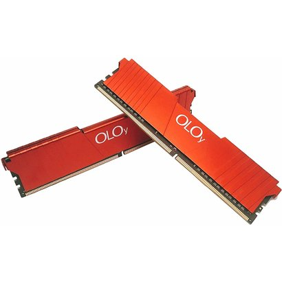 OLOy OLOy Memory RAM DDR4 16GB(2x8GB) 2400Mhz 17-17-17-39 1.2V UDIMM for Intel (MD4U082417IFDA)