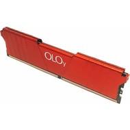 OLOy OLOy Memory DDR4 RAM 16GB (1x16GB) 2400 MHz CL17 1.2V 288-Pin Desktop Gaming UDIMM for Intel (MD4U162417IFSB)
