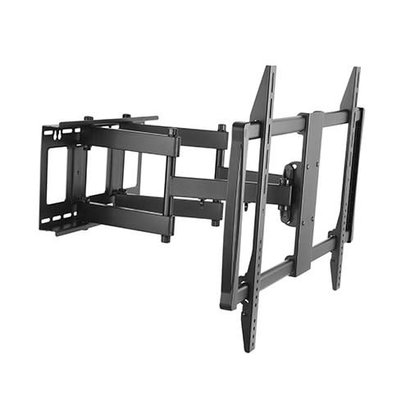 "Brateck Flat or Curved TV Mount for 60~100"" Fullmotion Max 900x600 176lbs, LPA37-696"