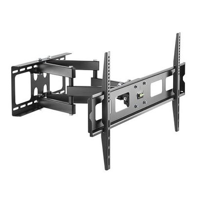 "Brateck TV Mount for 37""~65"" w/20"" Arm Fullmotion, Max 800x400mm VESA, LPA13-484"