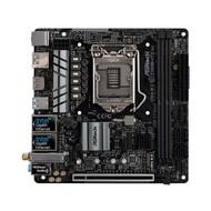 ASRock ASRock Z390M-ITX/ac LGA 1151 (300 Series) Intel Z390 HDMI SATA 6Gb/s USB 3.1 Mini ITX Intel Motherboard