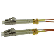 LC-LC Duplex Multimode 62.5/125 Fiber Optic Cable (Choose Length)