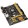 ASUS ASUS H81M-E LGA 1150 Intel H81 SATA 6Gb/s USB 3.0 uATX Intel Motherboard (Refurbished))