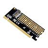 Cryo-PC Cryo-PC PCIe 3.0 x16 M.2 NVMe NGFF SSD Adapter