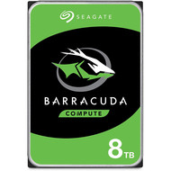 Seagate Seagate BarraCuda 8TB Internal Hard Drive HDD 3.5 Inch Sata 6 Gb/s 5400 RPM 256MB Cache for Computer Desktop PC (ST8000DM004)
