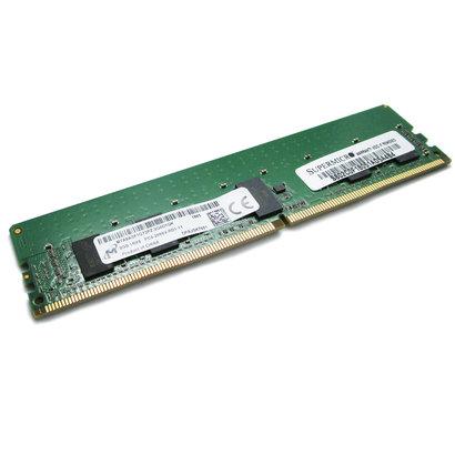 Micron Micron MTA9ASF1G72PZ 8GB 1Rx8 PC4-2400T DDR4 2400 ECC Registered RAM MTA18ASF1G72PZ-2G1