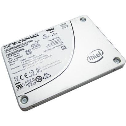 Intel Intel SSDSC2KB960G701 DC S4500 960GB 2.5-Inch SATA III Enterprise Solid State Drive SSD