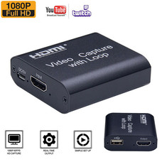 Cryo-PC Cryo-PC USB HDMI Video Capture Card