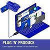 Cryo-PC Cryo-PC Video Capture Card HDMI to USB Adapter