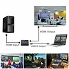 Cryo-PC Cryo-PC HDMI USB Video Capture Card with Stereo Audio/Microphone Support