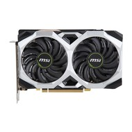 MSI MSI GeForce GTX 1660 DirectX 12 GTX 1660 VENTUS XS 6G OC 6GB 192-Bit GDDR5 PCI Express 3.0 x16 HDCP Ready Video Card