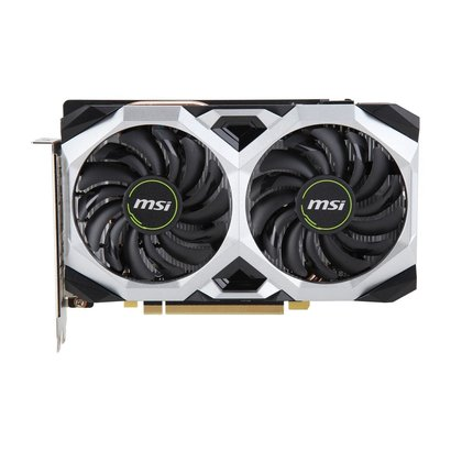 MSI MSI GeForce GTX 1660 DirectX 12 GTX 1660 VENTUS XS 6G OC 6GB 192-Bit GDDR5 PCI Express 3.0 x16 HDCP Ready Video Card