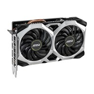 MSI MSI GeForce RTX 2060 DirectX 12 RTX 2060 VENTUS XS 6G OC 6GB 192-Bit GDDR6 PCI Express 3.0 x16 HDCP Ready Video Card