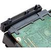 Gigacord 90 Degree Up Angled SATA 22Pin 7+15 Male to SATA 22Pin Female Extension Convertor Adapter