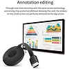 Cryo-PC Cryo-PC 2.4G Wireless WiFi Display Dongle, 1080 Wireless HDMI Display Receiver DLNA Airplay Miracast iOS Android Windows to TV Projector Monitor Chromecast