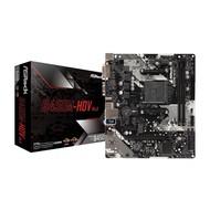 ASRock ASRock B450M-HDV R4.0 AM4 AMD Promontory B450 SATA 6Gb/s Micro ATX AMD Motherboard