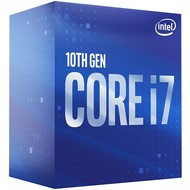 Intel Intel Core i7-10700 Desktop Processor 8 Cores up to 4.8 GHz LGA 1200 (Intel 400 Series Chipset) 65W, BX8070110700
