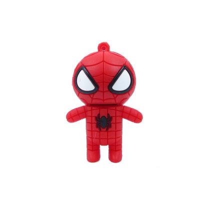 Gigacord Gigacord 8GB USB 2.0 Flash Drive, Spiderman Hero