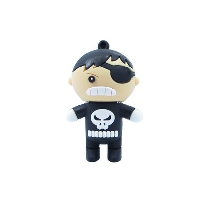Gigacord Gigacord 8GB USB 2.0 Flash Drive, Punisher Hero