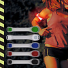 Neon LED Glow Safety Arm Band