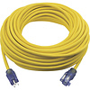 100Ft 12/3 Outdoor Extension Cord, Yellow