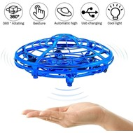 X40 Interactive Motion Control UFO Drone w/ LED (Assorted Colors)