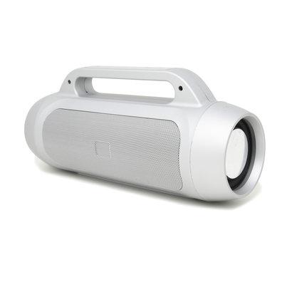 Silver T-7 Wireless Bluetooth 3.0 Speaker