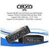 Cryo-PC Cryo-PC i7-8550 Mini Fanless PC with Power Adapter Windows 10 Pro (Choose RAM and Storage)