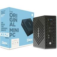 Zotac ZOTAC ZBOX CI329 Nano Silent Mini PC Intel N4100 CPU UHD Graphics 600 OS Barebones System (ZBOX-CI329NANO-U), No SSD, No RAM, No OS
