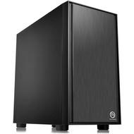 Thermaltake Thermaltake Versa H17 Black SPCC Micro ATX Mini Tower Gaming Computer Case CA-1J1-00S1NN-00